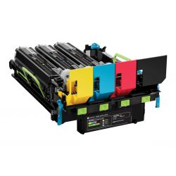 Lexmark - jaune, cyan, magenta - kit d'imagerie d'origine de l'imprimante - LCCP, LRP
