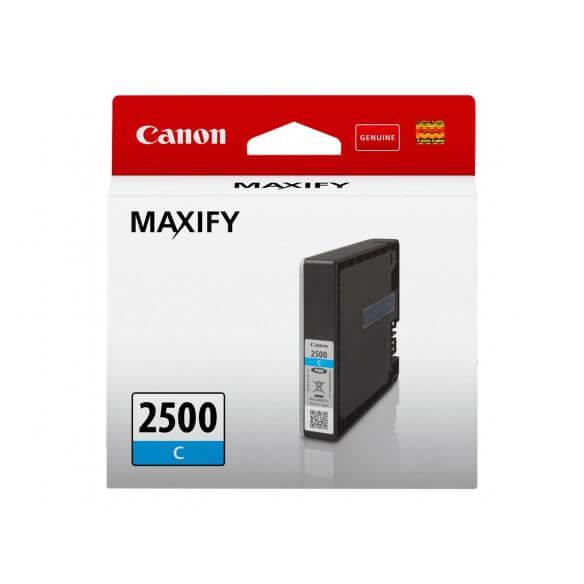 Consommable Canon PGI-2500 C - cyan - originale - réservoir d'encre