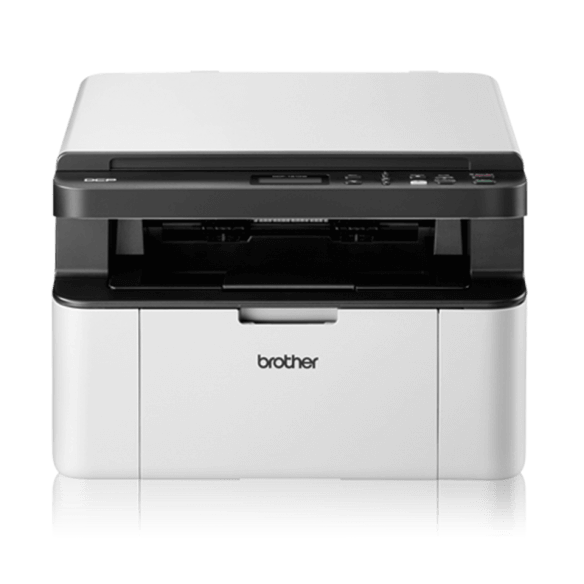 Brother DCP-1610WVB - imprimante multifonctions (Noir et blanc) (photo)