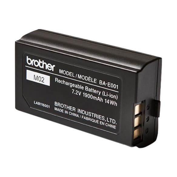 Brother BA-E001 Batterie d'imprimante (photo)