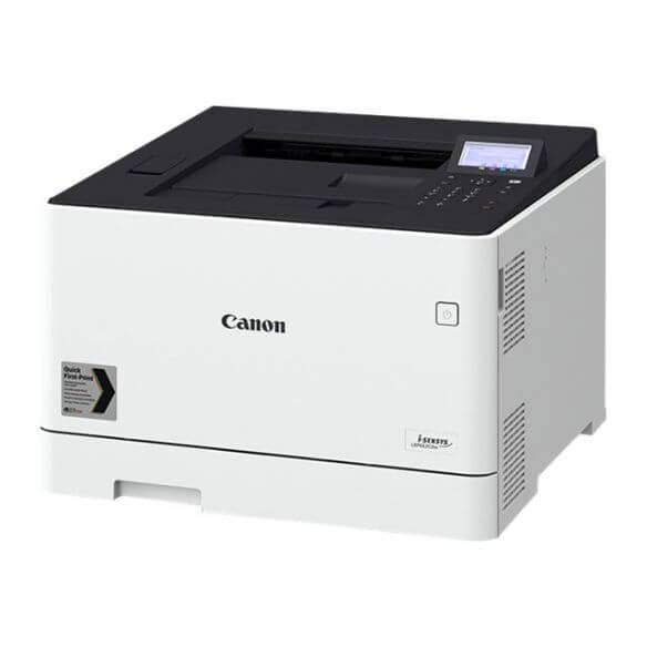 Imprimante laser couleur Canon i-Sensys LBP663cdw