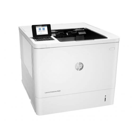 HP LaserJet Enterprise M608n imprimante laser monochrome (photo)