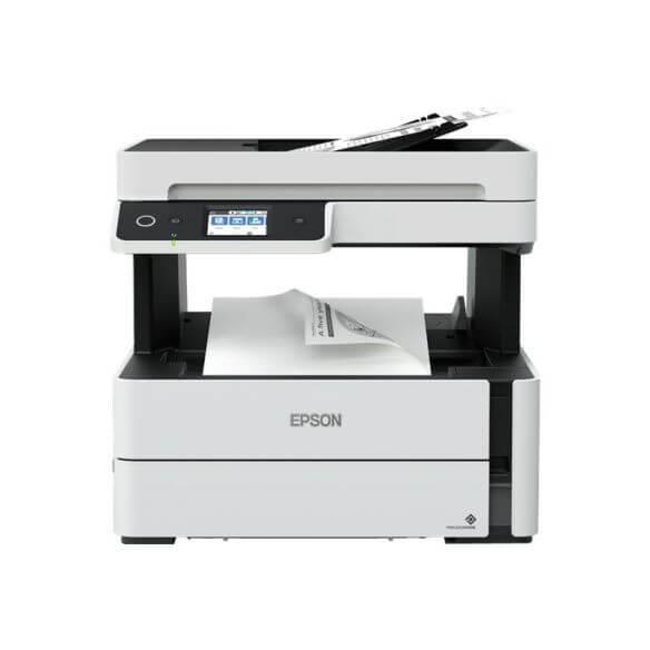 Imprimante Epson EcoTank ET-M3180 - imprimante multifonctions - Noir et blanc