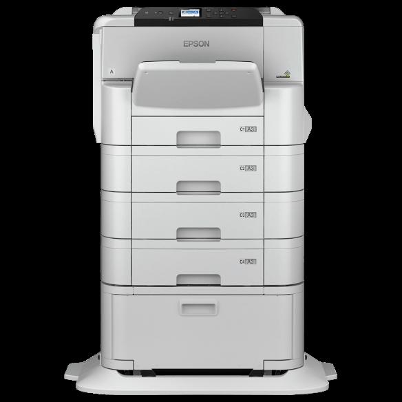Imprimante Epson WorkForce Pro WF-C8190D3TWC - imprimante - couleur - jet d'encre