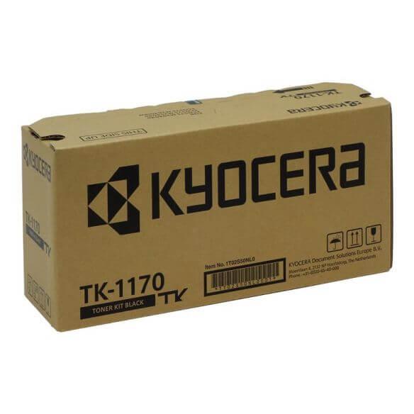 Toner noir Kyocera TK 1170 720 pages