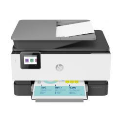HP OfficeJet Pro 9012 All-in-One - imprimante multifonctions couleur Wifi jet d'encre