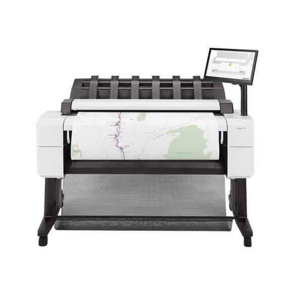 HP DesignJet T2600 PostScript - imprimante multifonctions - couleur