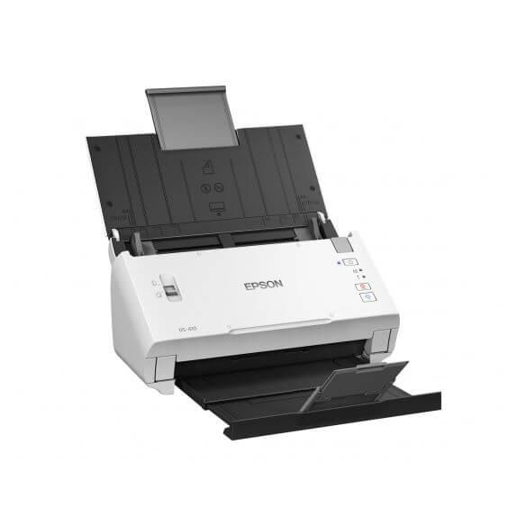 Epson WorkForce DS-410 - scanner de documents - modèle bureau - USB 2.0