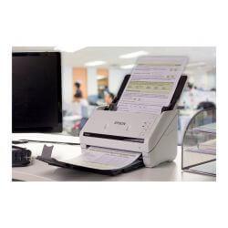 Epson WorkForce DS-530 - scanner de documents - modèle bureau - USB 3.0