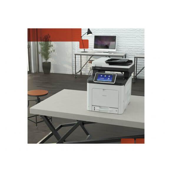 Ricoh SP C360SNw - imprimante multifonctions (couleur)