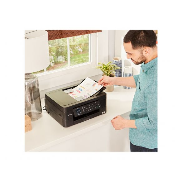 Brother MFC-J491DW - imprimante multifonctions - couleur