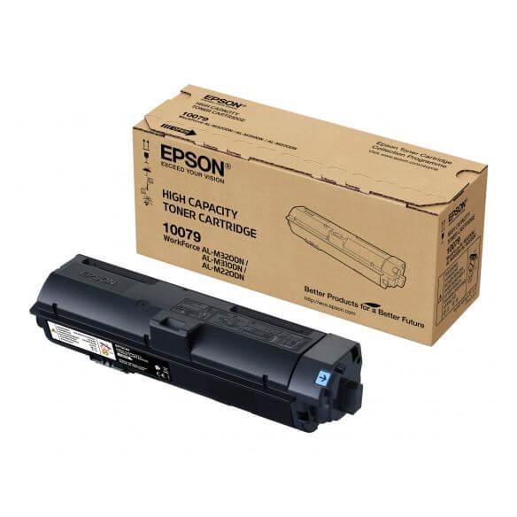 Epson S110079 - haute capacité - noir cartouche de toner d'origine