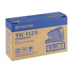 Kyocera TK 1125 - noir cartouche de toner d'origine