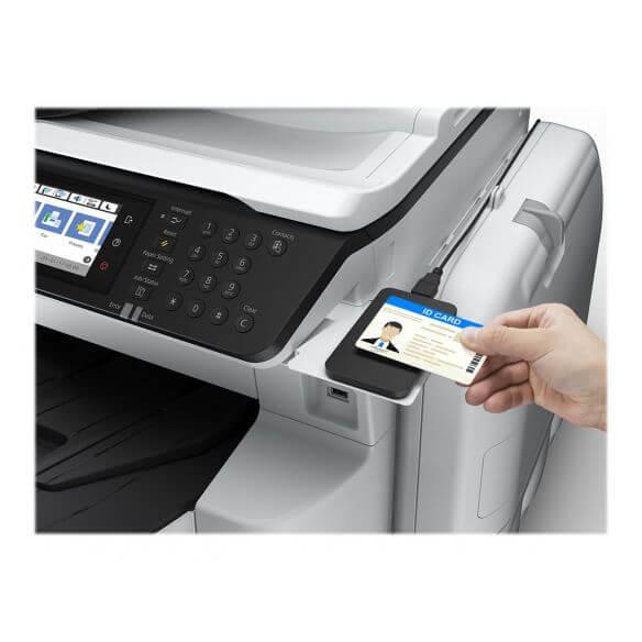 Epson Authentication Device Table - meuble pour imprimante (photo)