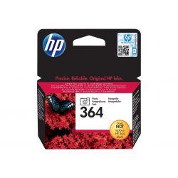 HP 364 - photo noire - originale - cartouche d'encre