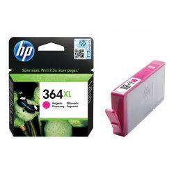 HP 364XL - à rendement élevé - magenta - originale - cartouche d'encre