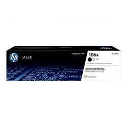 HP 106A - noir cartouche de toner d'origine (w1106a) - 1000 pages