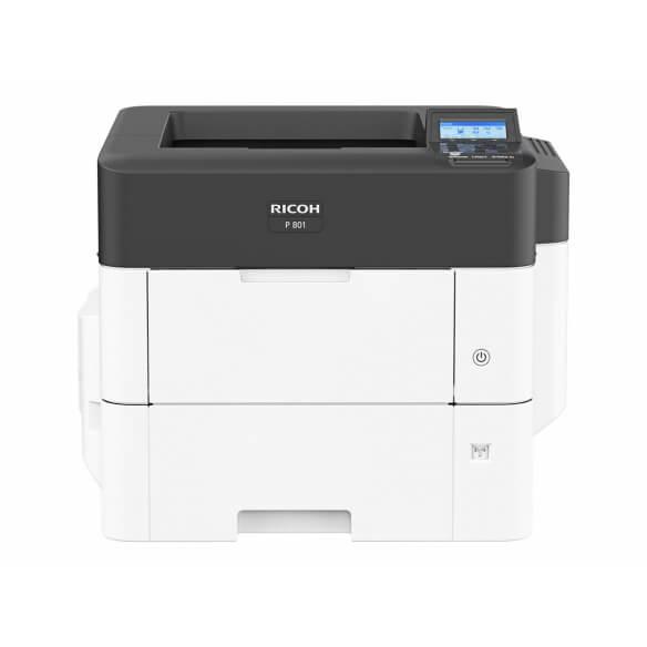 Ricoh 801 imprimante laser monochrome recto-verso