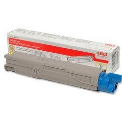 OKI Cartouche de Toner Jaune 2500 pages pour C3300/C3400/C3450/C3600