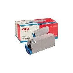 Oki Cartouche de Toner Cyan 10000 pages pour OKI C7100/C7300/C7500