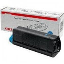 OKI Cartouche de Toner Cyan 5000 pages pour C5100/C5300/ C5400
