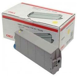 OKI Cartouche de Toner Jaune 10000 pages pour C7100/C7300/C7500