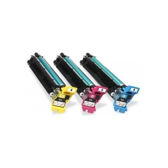 Consommable Epson Pack 3 Photoconducteurs Couleur (CMJ) AL-C9200N (30 000 p)
