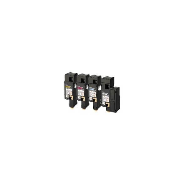 Consommable Epson Toner Capacité standard Jaune 700 pages  C1700