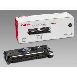 Canon 701 BK Cartouche de toner Noir 4000 pages LPB-5200