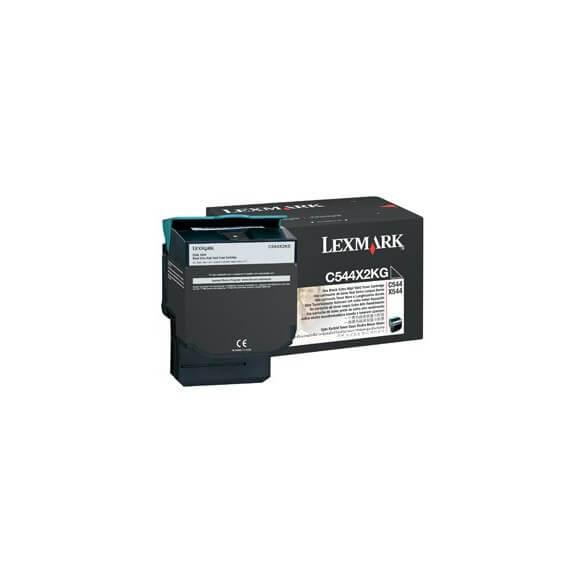 Consommable Lexmark toner C544X2KG