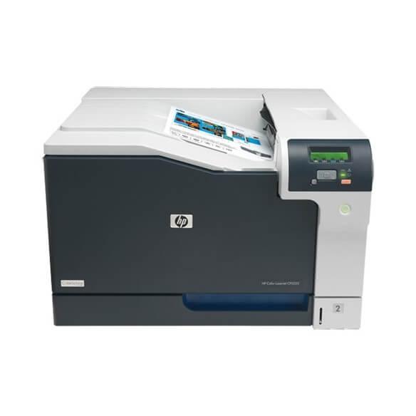 HP LaserJet Color Professional CP5225 - Imprimante Laser Couleur A3 (photo)