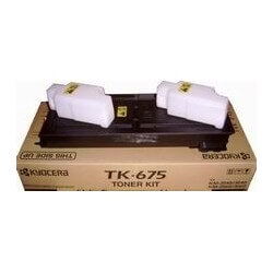Kyocera TK-675 Toner Kit 20K
