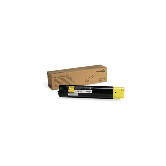 Consommable Xerox Cartouche de toner standard Jaune (5 000 pag...