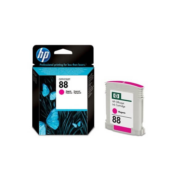 Consommable HP Cartouche d'encre Officejet magenta HP 88