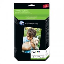 HP Pack Photo série 363 économique
