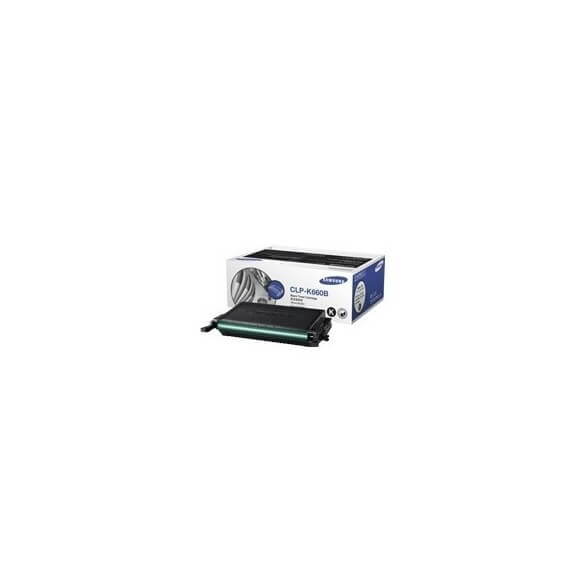 Consommable Samsung CLP-K660B