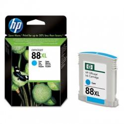 HP Cartouche d'encre Officejet cyan 88XL