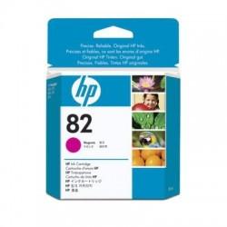 HP Cartouche d'encre magenta 82 28ml