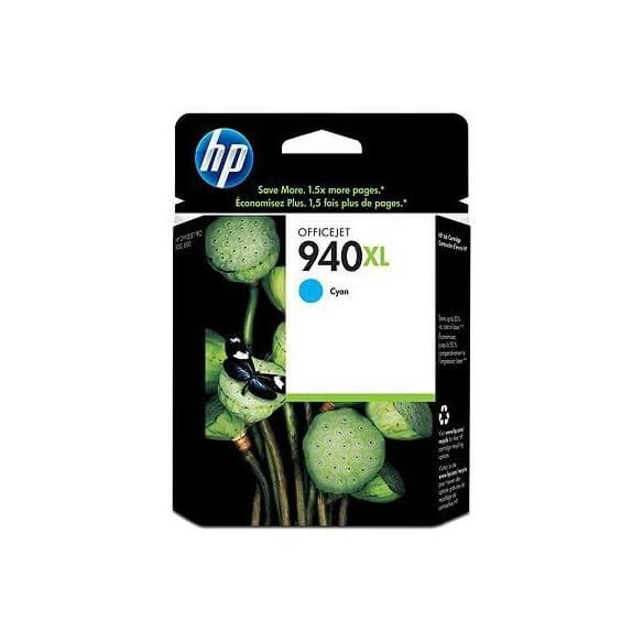 Consommable HP Cartouche d'encre cyan HP940XL Officejet