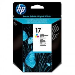 HP n°17 Cartouche d'encre 3-couleurs