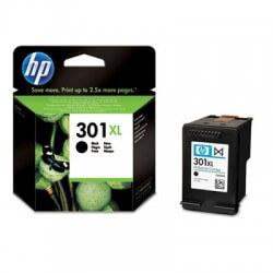 HP Cartouche d'encre noir HP301XL