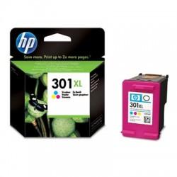 HP Cartouche d'encre 3 couleurs HP301XL