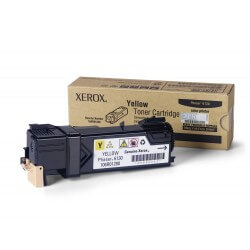 Xerox Cartouche Toner Jaune 1900 pages pour Phaser 6130