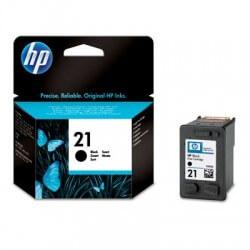 HP Cartouche d'encre noir 21
