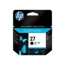HP cartouche d'encre noir n°27 (10 ml)