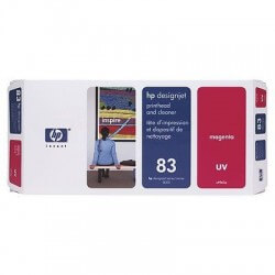 HP 83 Tête d'impression Magenta
