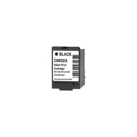 _DEFAULT Fujitsu  C6602A Black Encre Cartridge