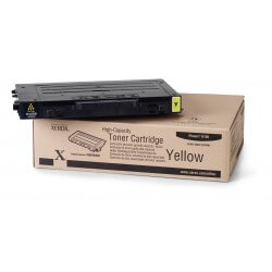 Xerox Cartouche de toner haute capacité Jaune 5 000 pages Phaser 6100