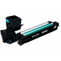 Konica Minolta cartouche de toner laser cyan 3000 pages pour magicolor 3730 DN