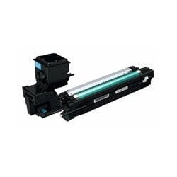 Konica Minolta cartouche de toner laser cyan 5000 pages pour magicolor 3730 DN